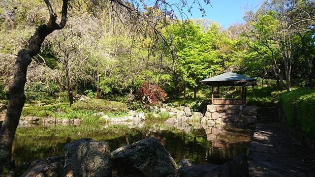 松韻亭 日本庭園