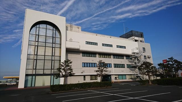 浜松市総合産業展示館 北館