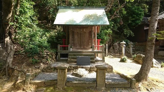 愛宕神社 お堂