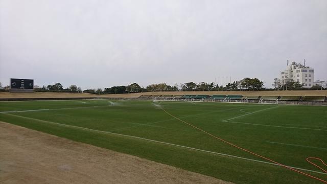 遠州灘海浜公園 球技場(スタジアム)