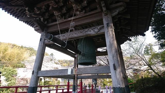 岩水寺 鐘楼堂