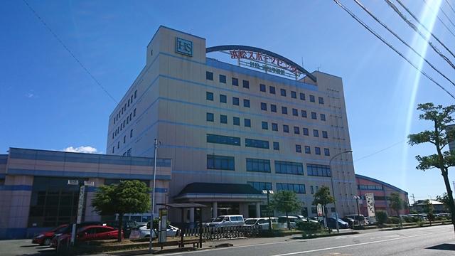 浜松スポーツセンター(アイススケート場)