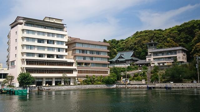浜名湖畔、舘山寺