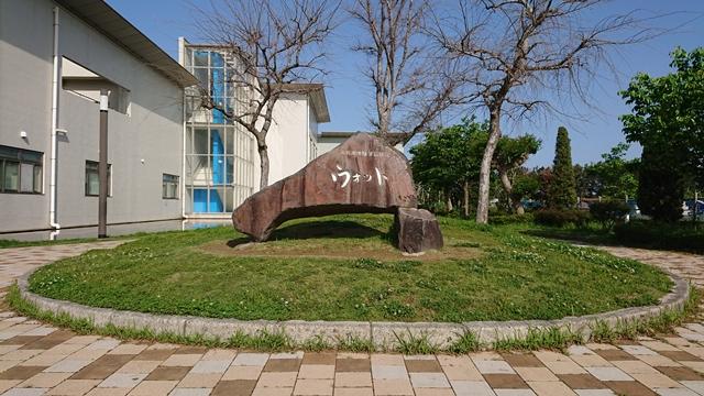 浜名湖 渚園 ウォット