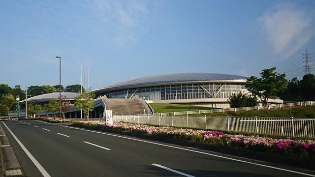 サーラグリーンアリーナ(浜北総合体育館)