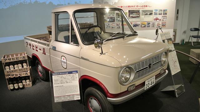 スズキ歴史館(SUZUKI)展示コーナー