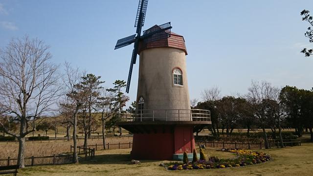 遠州灘海浜公園(中田島中地区・風車公園)
