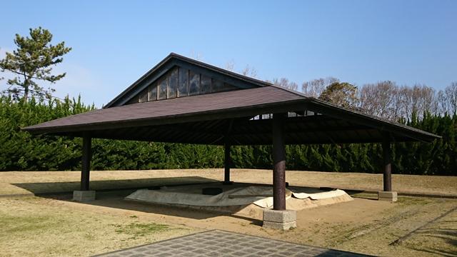 風車公園 相撲場