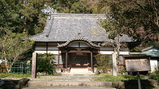 清瀧寺 本堂