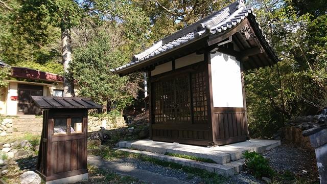 清瀧寺 お堂