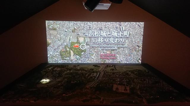 浜松城と城下町の移り変わり