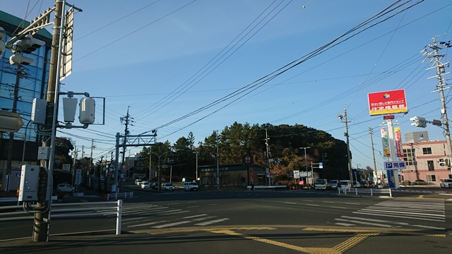 浜松市中区中沢町 交通事故