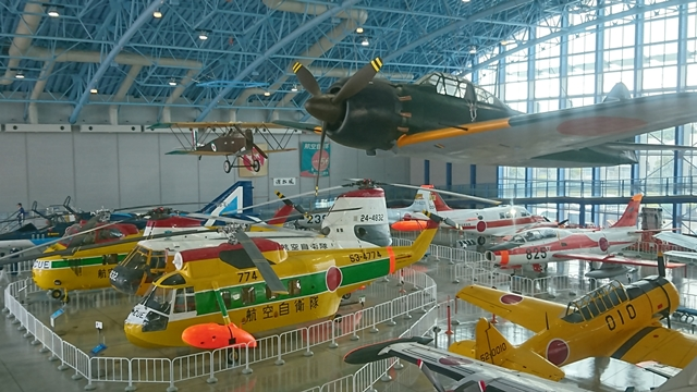航空自衛隊 浜松広報館 エアパーク