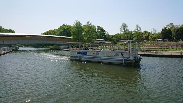 浜名湖ガーデンパーク 遊覧船
