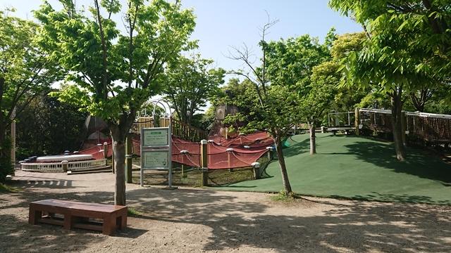 浜名湖ガーデンパーク 子供広場