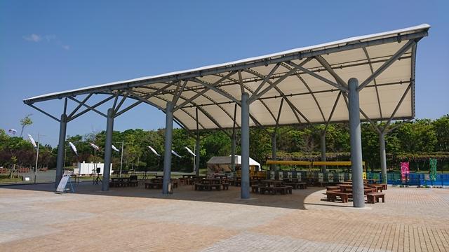 浜名湖ガーデンパーク 多目的広場
