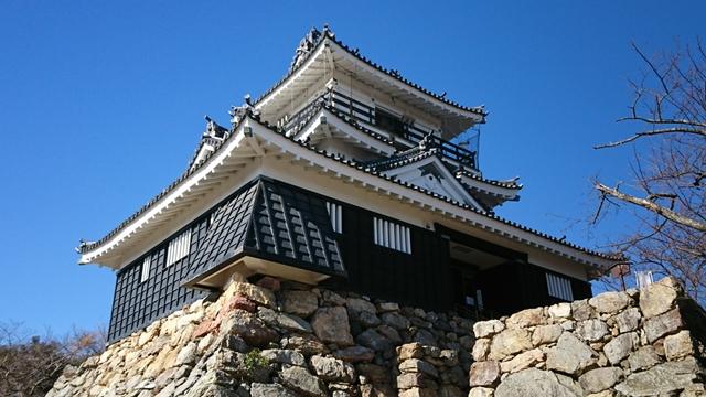 浜松城(天守閣)
