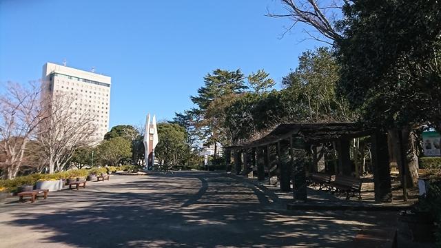 浜松城公園(中央芝生広場)