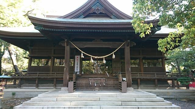 浜松八幡宮 社殿