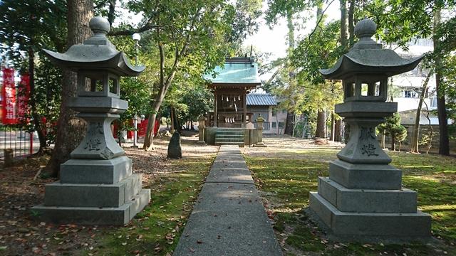浜松八幡宮 徳川家康を祀る