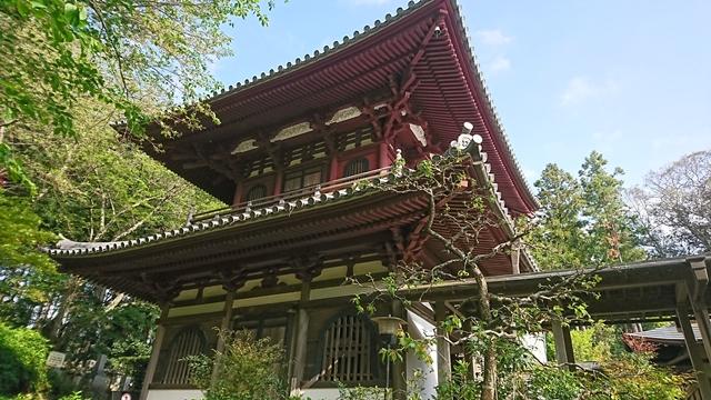 龍潭寺 開山堂