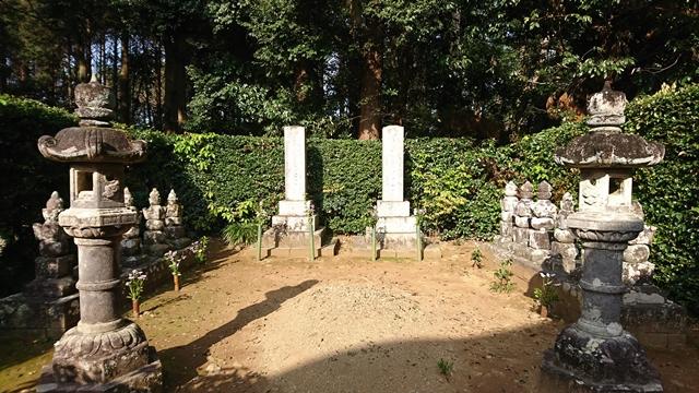 龍潭寺 井伊家墓所