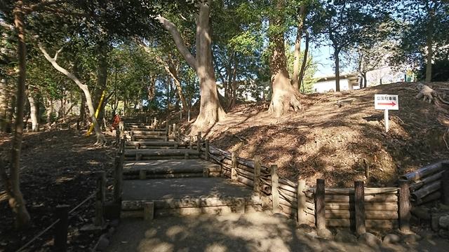 蜆塚公園散策路