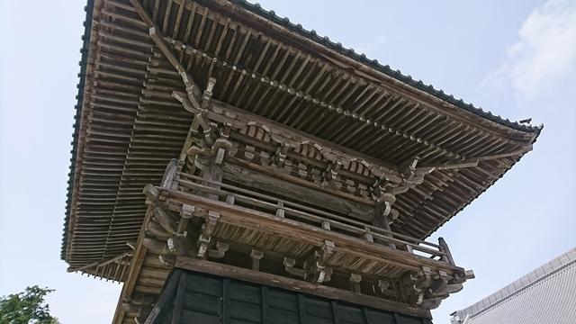 方広寺 鐘楼
